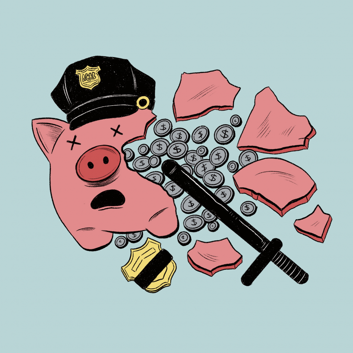 Defund Pig